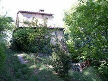 Toskánsko, Bagni Di Lucca, Le Balze