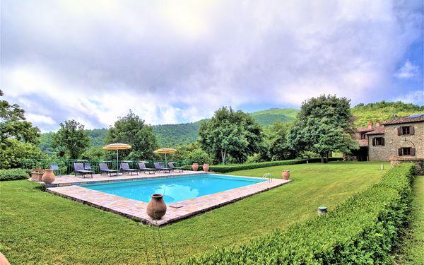 Villa Villa Colle Delle Forche in affitto a Monterchi