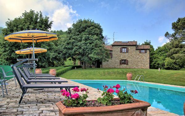 Villa Colle Delle Forche, Тоскана, Monterchi