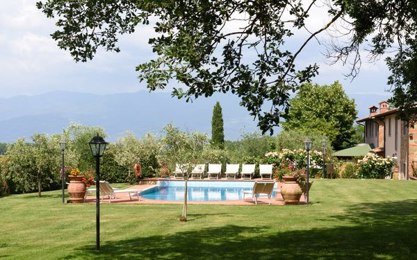 Villa La Poggetta, Villa for rent in Cavriglia, Tuscany
