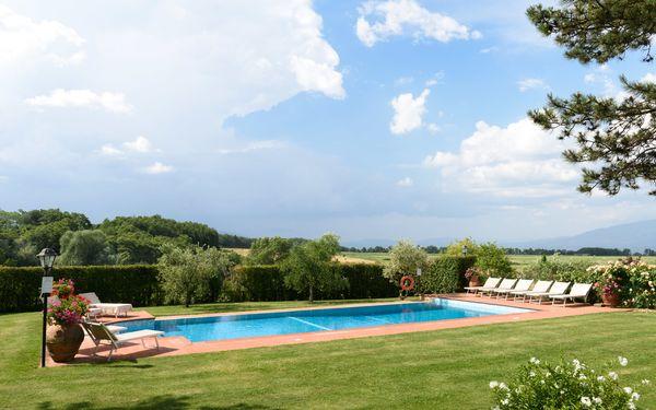 Villa La Poggetta in affitto a Cavriglia