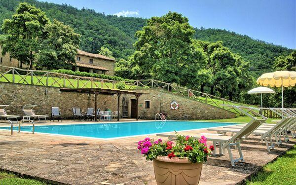 Villa Alle Cretole Di Ripoli, Villa for rent in Monterchi, Tuscany