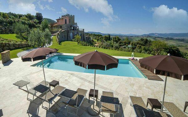 Landhaus Ville Di Cinzia in  Montaione -Toskana