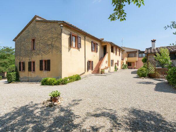 Residence La Piccola Selva in  Capannino Della Suvera -Toskana