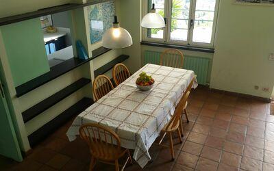 Villa Pia Con Piscina a Recco