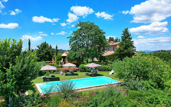 Villa Sonia, Villa for rent in Madonna Di Pietracupa, Tuscany