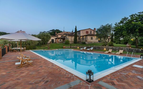 Villa Dell'angelo, Villa for rent in Monsummano Terme, Tuscany