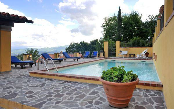 Villette In Mugello, Bed & Breakfast for rent in Gattaia, Tuscany