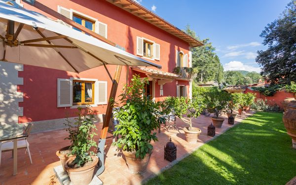 Villa Cipressi Alle Vigne in  Dicomano -Toskana