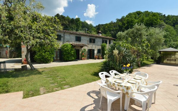 Diamante, Country House for rent in Massa e Cozzile, Tuscany