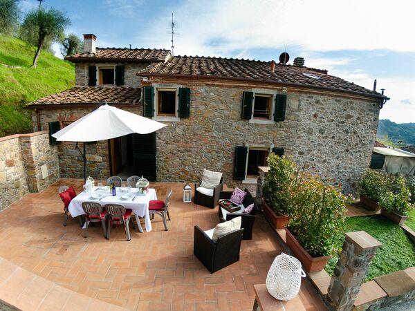 Alla Piazzetta Proprietà, Country House for rent in Palmata, Tuscany