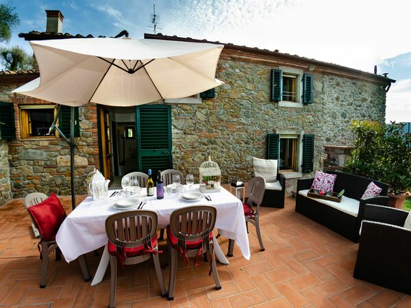 Alla Piazzetta, Country House for rent in Palmata, Tuscany