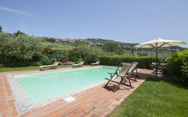 Villa Il Sasso, Villa for rent in Cortona, Tuscany