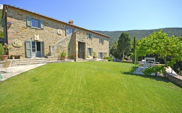 Tenuta Pomona, Holiday Home for rent in Catrosse, Tuscany