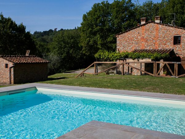 L'incanto, Country House for rent in Montecarlo, Tuscany