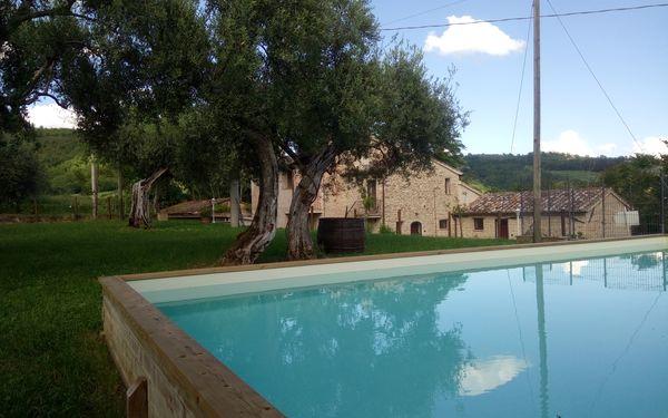 La Collina Con Gli Ulivi, Holiday Home for rent in Tavernacce, Umbria