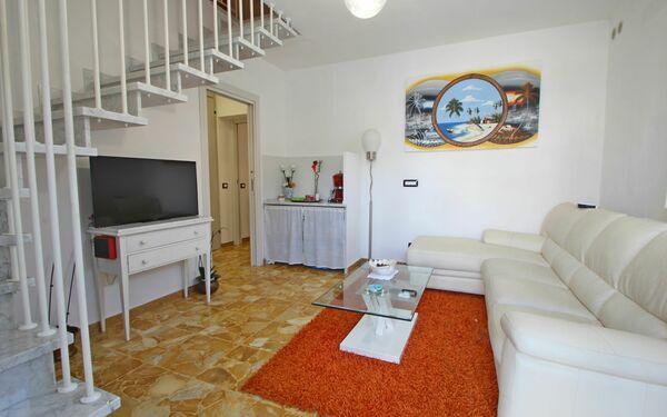 Ferienhaus Casa Foce in  Capanne-prato-cinquale -Toskana