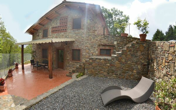 Grumo, Country House for rent in Loppeglia-fiano, Tuscany