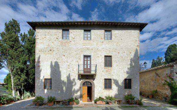 : Villa Montaperti
