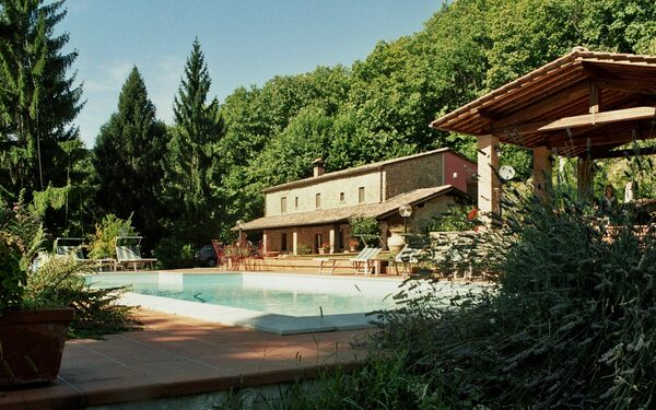 Bubbiana, Villa for rent in Vellano, Tuscany