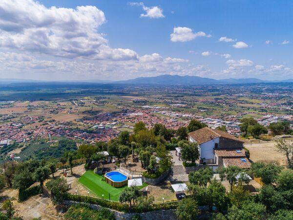 Villa San Sebastiano, Villa for rent in Monsummano Terme, Tuscany