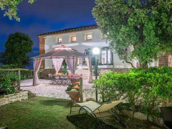 Villa San Sebastiano, Villa for rent in Monsummano Terme, Tuscany