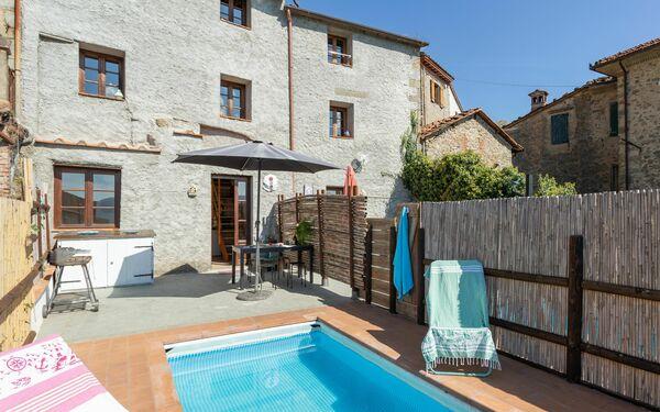Guest House Casa Kiwi in  Bagni Di Lucca -Toskana