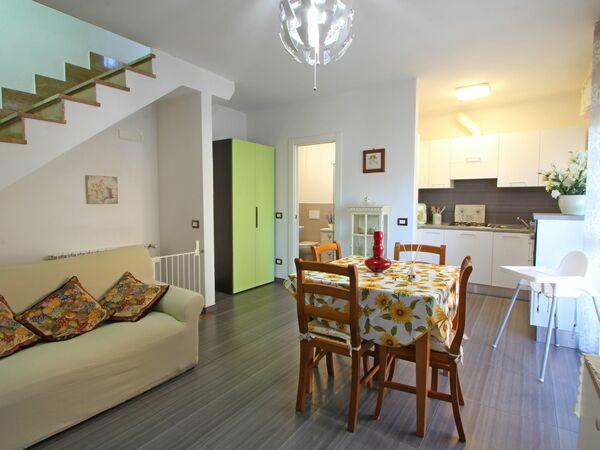 Casa Nicole, Holiday Home for rent in Marina Di Massa, Tuscany