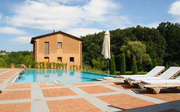 Il Sogno Tra i Vigneti, Villa for rent in Montecarlo, Tuscany