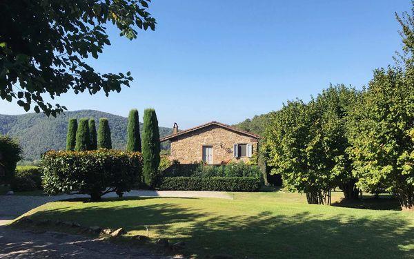 Villa Compignano Barn in affitto a Compignano