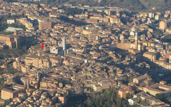 Apartment Vallepiatta House in affitto a Siena