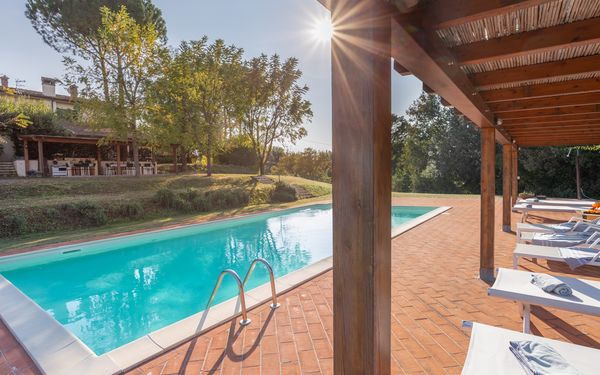 Casa La Rotta, Country House for rent in Pontedera, Tuscany
