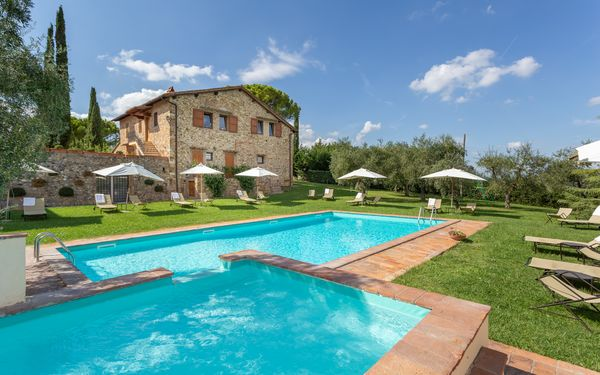 Querceto Apartments, Country House for rent in Tavarnelle Val Di Pesa, Tuscany