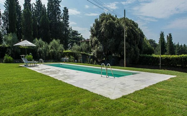 Villa Piandaccoli, Villa for rent in Malmantile, Tuscany