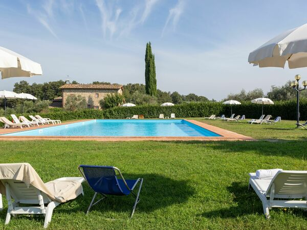 Montignana Apartments, Country House for rent in Mercatale, Tuscany