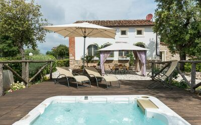 Villa Del Santo Bastiano