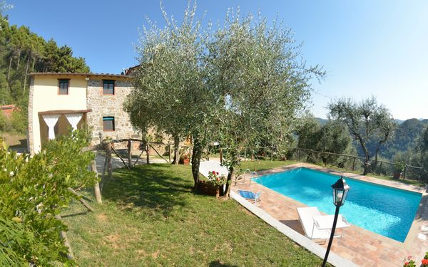 Batticapo Di Ilaria, Country House for rent in Pescaglia, Tuscany