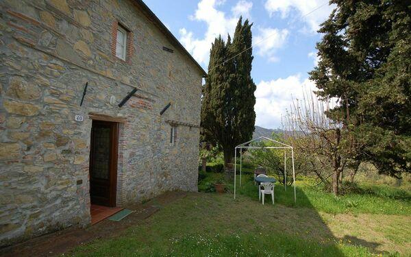 Landhaus Casa Milù in  Stabbiano -Toskana