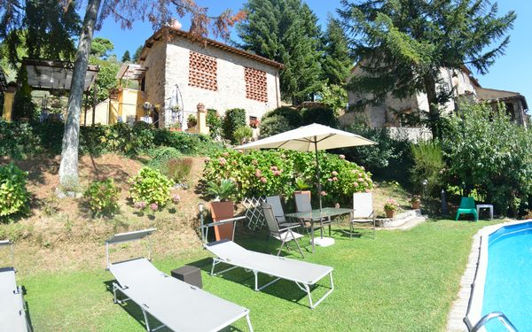 Il Nido, Country House for rent in Celle, Tuscany