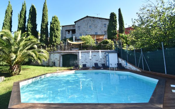 Landhaus Borgo Bucatra Buonvento in  Chiatri -Toskana