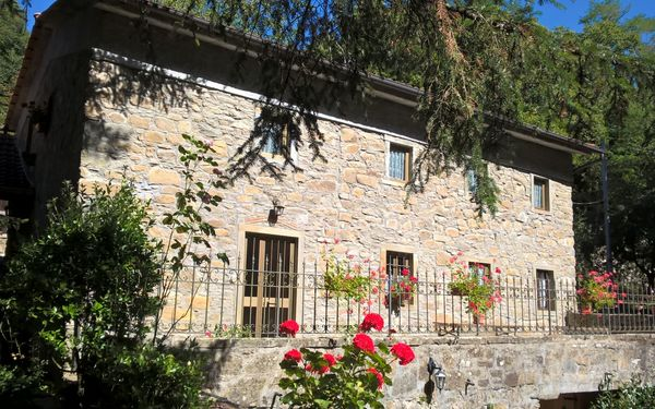 Il Molino, Country House for rent in Bagni Di Lucca, Tuscany