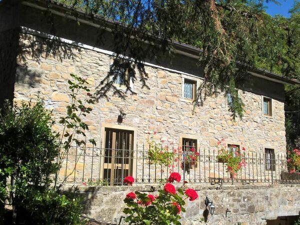 Casale Il Molino in affitto a Bagni Di Lucca