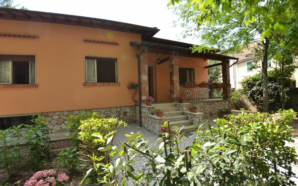 Villa Elisa, Villa for rent in Cascine-la Croce, Tuscany