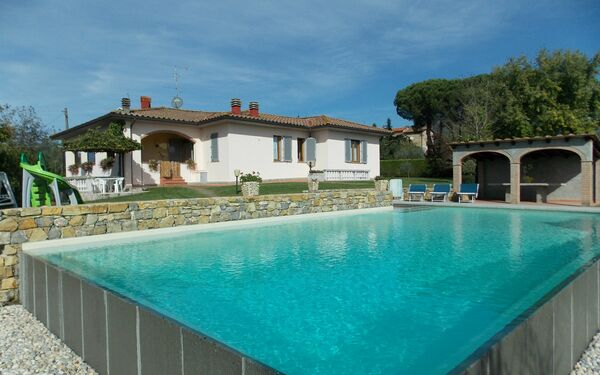 Villa Spina, Villa for rent in Ferracciano, Tuscany