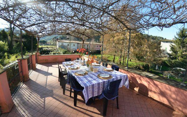 La Dimora Di Donatella, Country House for rent in Lucca, Tuscany