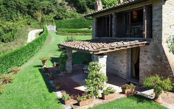 Villa Eleonora, Villa for rent in Vicchio, Tuscany