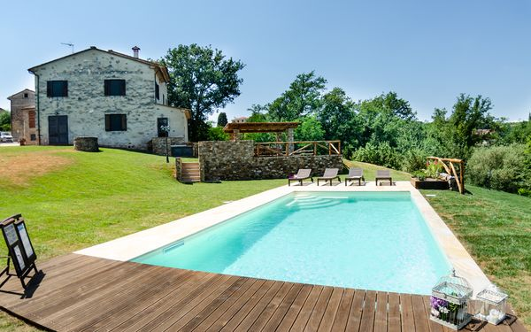 Villa Alexia, Villa for rent in Capannori, Tuscany