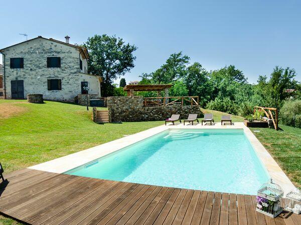 Villa Alexia, Villa for rent in Capannori, Tuscany