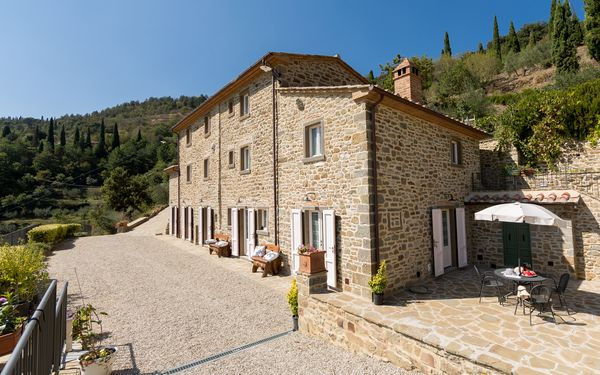 Casale Torreone, Country House for rent in Torreone, Tuscany
