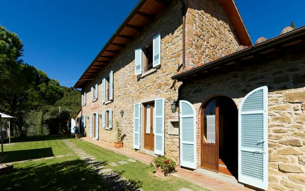 Poggio Oliveto, Country House for rent in Riccio, Tuscany